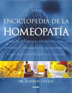 ENCICLOPEDIA DE LA HOMEOPATIA  ANDREW LOCKIE  SIGMARLIBROS