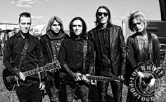Ryan Sitkowski, Josh Balz, Ricky Horror, Chris Motionless, Devin Sola