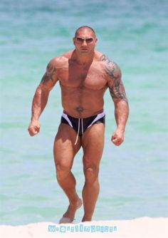 ... oh man dave baptist man candy hot guys south beach dave bautista guys