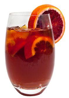 Labor Day Recipe: Blood Orange Iced Tea Recipe