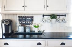 FABULOUS AND FUNCTIONAL KITCHENS... COUNTER TOP CLUTTER BUSTERS - StoneGable