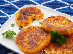 Juusto-röstiperunat Tandoori Chicken, Meat, Ethnic Recipes, Glute, Food, Essen, Meals, Glutes, Yemek
