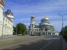 Aleksandăr Nevski Cathedral