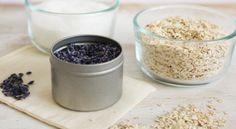 DIY Oatmeal and Lavender Bath Soak | The Everygirl