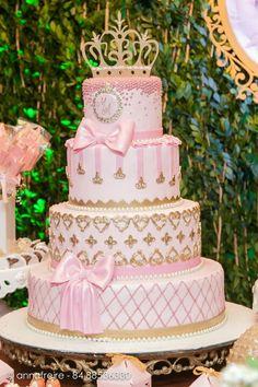Diana korkunova buys birthday cake for 1 year old baby in August for birthday Birthday Cake Roses, 15th Birthday Cakes, Sweet 16 Birthday Cake, Pretty Cakes, Beautiful Cakes, Amazing Cakes, Pink Cupcakes, Cupcake Cakes, Sweet 15 Cakes