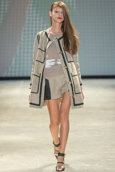 JC de Castelbajac Spring 2014 Ready-to-Wear Fashion Show
