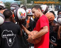 #NBNday is finally here! The #Warriors & @nothingbutnets are teaming up to fight malaria » http://on.nba.com/1LEUuIb