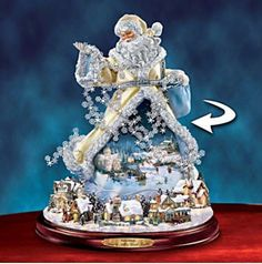 """Count Down To Christmas: 12 Days of Collectables Thomas Kinkade """"And To All A Good Night"""" Figurine-Musical We are launching our Easy Pay Stores-We are featuring our partners that offer payments-Paying installments makes buying the collectibles, jewelry, and other products you love convenient and affordable.Like this: $24.99per/mo Teelie Turner Shopping Network - Google+ www.teelieturner.com"""
