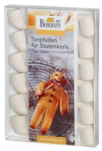 Birkmann Tonpfeifen für Stutenkerl