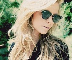 Ray Ban Sunglasses | Girls Spring Fashion