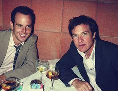 Will Arnett & Jason Bateman- I can't wait for the return of Arrested Development!!!