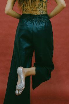 NASTYA for sickymag.com Photography Gosha Pavlenko Fashion Katya Pavlova Model Nastya Rice Hair & Make-Up Julia Tochilova