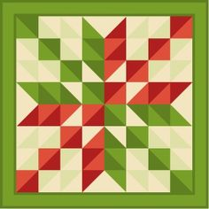 myQuiltGenie Blog: Scrappy Arrowhead Quilt tutorial. Great pillow pattern.