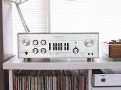 Luxman C-1010, Control amp.