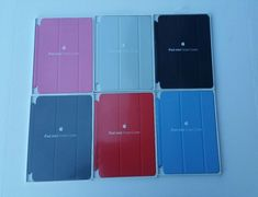 Apple iPad Mini 1/2/3 Smart Front Cover Only Case Stand OEM Assorted Colors