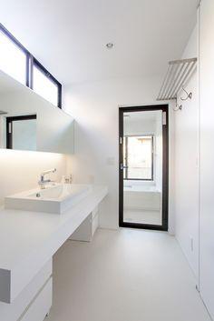 スプリットハウス・間取り(愛知県東海市)   注文住宅なら建築設計事務所 フリーダムアーキテクツデザイン