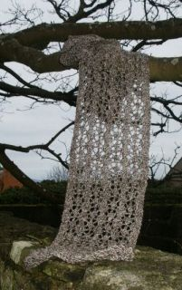 Knit scarf - Free pattern