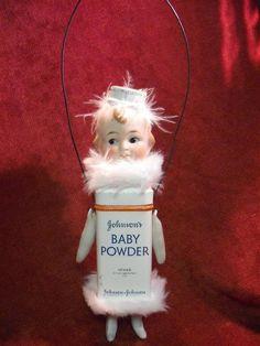 altered tin doll