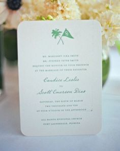 """See the """"Preppy Invitation"""" in our  gallery"""
