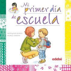Mi primer día de escuela, £6.75 Spanish Activities, Book Activities, Activity Books, Armelle, 1st Day Of School, Conte, Nonfiction Books, Eminem, Disney Characters