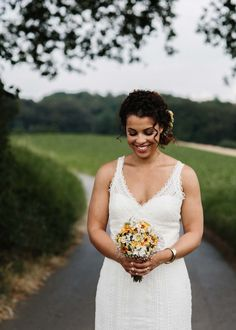 Joana & Mathes: Skandinavische Sommerhochzeit ANDREA KIESENDAHL http://www.hochzeitswahn.de/inspirationen/joana-mathes-skandinavische-sommerhochzeit/ #wedding #sommer #inspiration