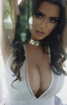 If Abigail Ratchford's Shirt Was Cut Any Lower, It Wouldn't Be Allowed On Instagram | Playboy
