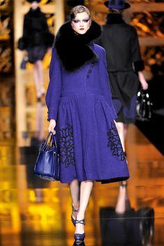 Sfilata Christian Dior Parigi - Collezioni Autunno Inverno 2009/2010 - Vogue
