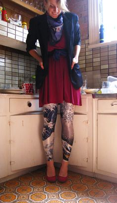 awesome tights!