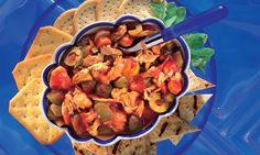 Healthy Recipes | Zesty Tuna Antipasto Recipe | Made with canned tuna | Ocean's