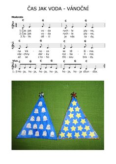 ČAS JAK VODA - VÁNOČNÍ Advent, Preschool, Kids Rugs, Inspiration, Sheet Music, Biblical Inspiration, Kid Friendly Rugs, Kid Garden, Kindergarten