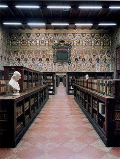 Bologna, Biblioteca Comunale dell'Archiginnasio