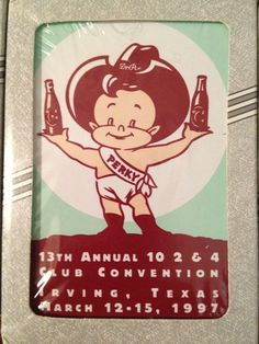 Dr Pepper convention  Another addition to my collection