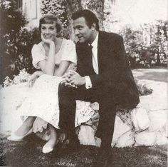 Julie Andrews & Christopher Plummer in The Sound of Music