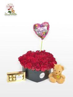 Love You Mom, Cali, Christmas Ornaments, Holiday Decor, Window Boxes, Flowers, Xmas Ornaments, I Love U Mom, Love You Mum