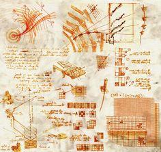 Physicist Sketches Large Hadron Collider In Leonardo da Vinci Style - The Tech Journal Old Wallpaper, City Wallpaper, Michelangelo, Large Hadron Collider, Bullet Art, Zen Doodle, Science Art, Old Master, Illuminated Manuscript