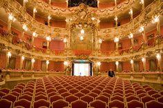 Theatre munchen Residenz (Royal Palace). Theatre de Cuvillies