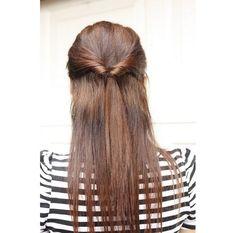 coiffures simples et rapides pour les filles 27 via http://ift.tt/2axo7TJ