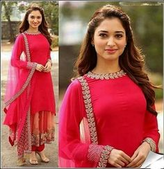 Bollywood Actress Hot Wallpapers and Unseen Hot Photos - Bollywood Actress Latest Hot Pics - Bollywood Actress Hot Photos - Bollywood Hot Photos Indian Attire, Indian Wear, Indian Outfits, Indian Clothes, Kurta Designs, Blouse Designs, Simple Dresses, Beautiful Dresses, Beautiful Hijab