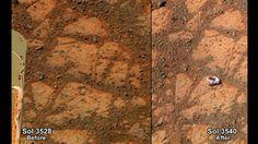 NASA acusada de esconder prova de vida em Marte | Blogue alien's & android's