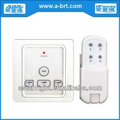 Touch Screen IR Remote Electric Light Switch