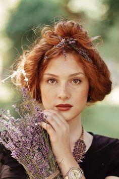 Model: Nejla Hadzic Photographer: Muna Nazak