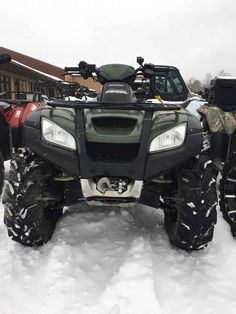 Used 2012 Honda FOURTRAX RINCON ATVs For Sale In Minnesota. 2012 HONDA  FOURTRAX RINCON,