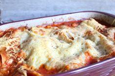 letsbepampered - The Pampered Chef in meiner Küche: Lasagne aus der Ofenhexe