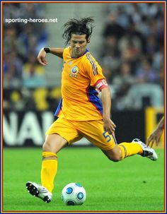 Cristian Chivu - Romania - FIFA World Cup 2010 Qualifying Fifa World Cup, Legends, Soccer, Running, Retro, Sports, Historical Photos, Christians, Football Soccer