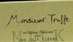 36% Caramel Milk Chocolate with Sea Salt Flakes