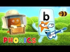 Phonics - ABC Adventures | Learn to Read with the Alphablocks - YouTube Spelling Bee Practice, Phonics Sounds, Learn To Read, Some Fun, Adventure, Learning, Youtube, Studying, Teaching