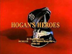 Hogan's Heroes 1965 - 1971 Opening and Closing Theme Otto Von Bismarck, Berlin, Hogans Heroes, Hero Movie, Old Tv Shows, Classic Tv, Schmidt, Nostalgia, Tv Themes