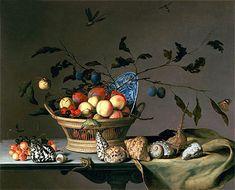 Not dated - Ast van der, Balthasar - Still Life