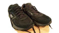 Skechers 53505 Black GoRun Ride Shoes #Skechers #RunningCrossTraining