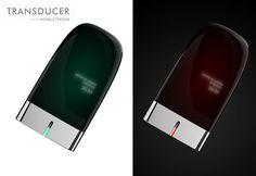 Transducer Mobile Phone Concept